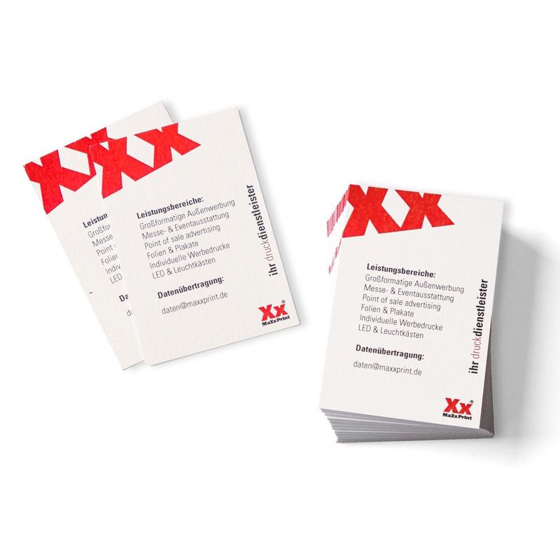 Visitenkarten Drucken Standard Und Feinpapiere Same Day