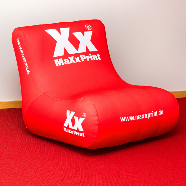 Inflatables – aufblasbare Werbeträger – Sessel