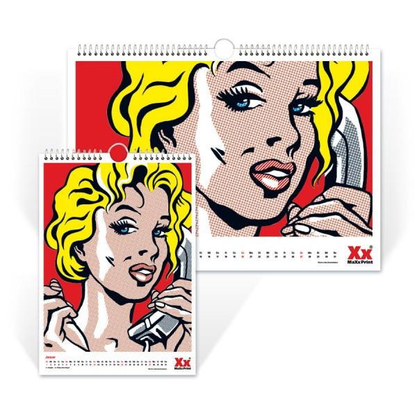 Wandkalender sind ein gern genommenes Kundengeschenk