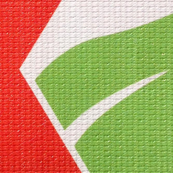 ökologisches Bannermaterial